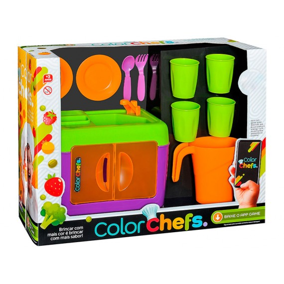 Color Chefs Kit Pia