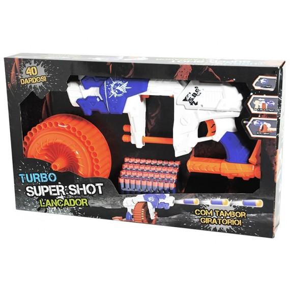 Metralhadora Lançador Super Shot – Turbo