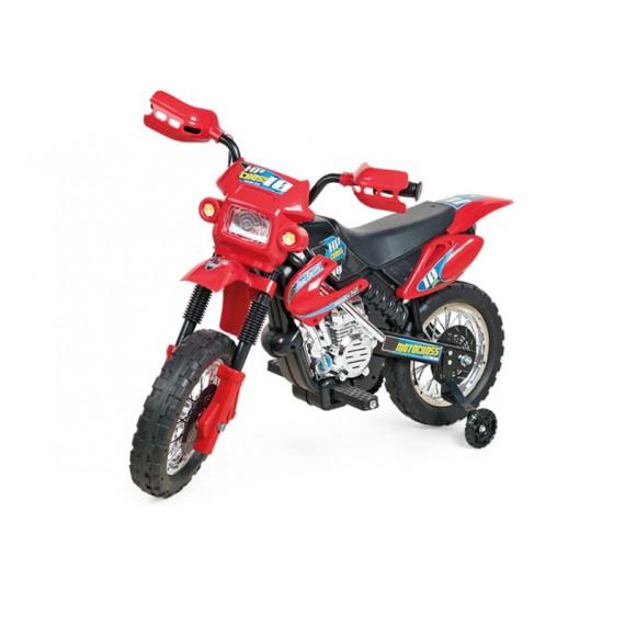 Moto Elétrica Motocross Recarregável