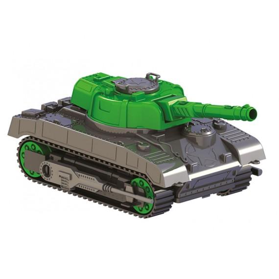 Tanque de Guerra, Combate Tanque