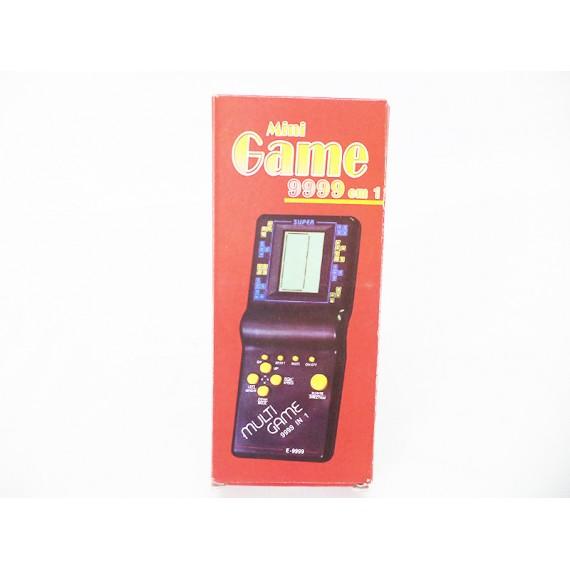 Multi Game 9999 em 1 (Preto/ Colorido)