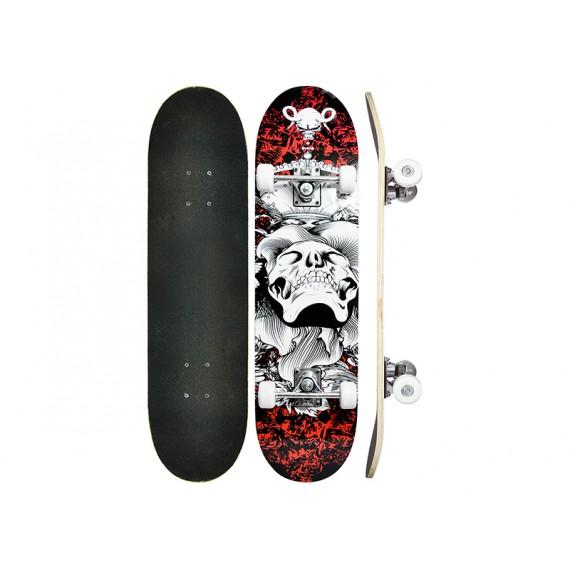 Skate Radical Super com Acessórios