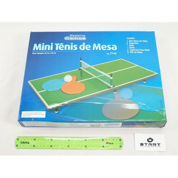 Jogo Mini Tênis de Mesa