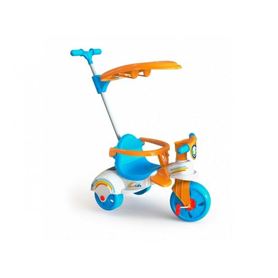 Triciclo Infantil Multi Care 3 x 1 com Capota