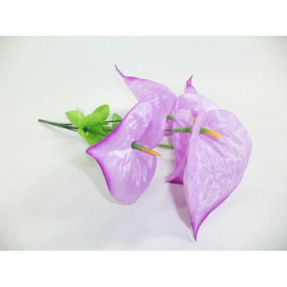 Flor Copo de Leite (Galho com 5 Flores)