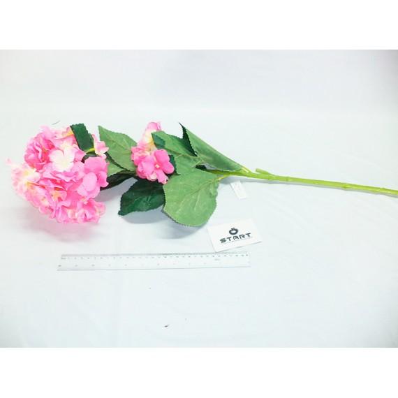 Flor de Hortência com 2 Flores