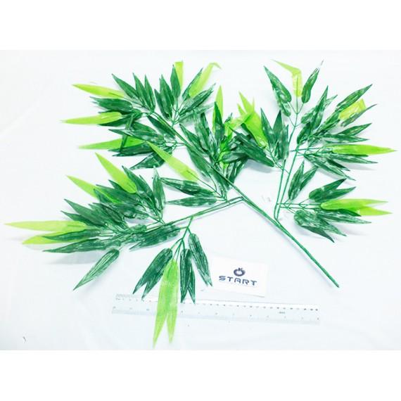 Flor, Folha de Bamboo