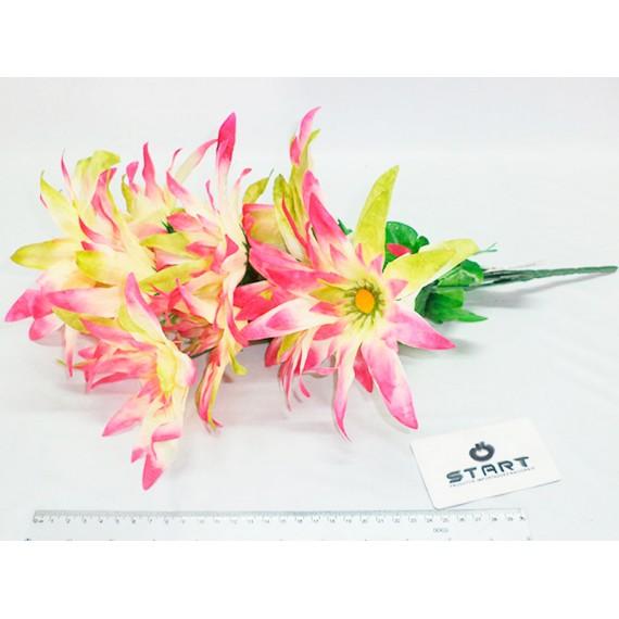 Flor Buque de Dalia X9