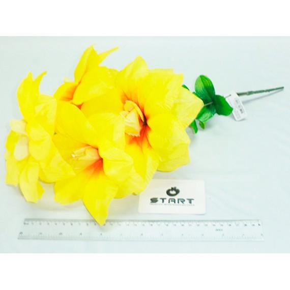 Flor Buque de Dalia X5