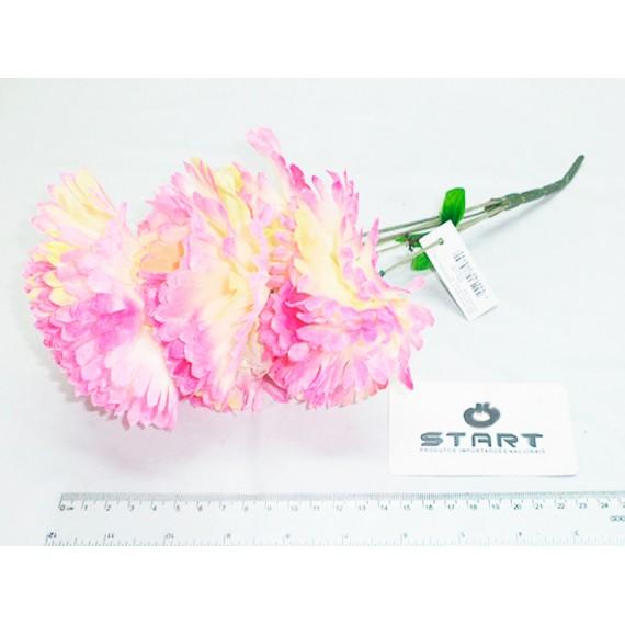 Flor Cravo com 5 Flores