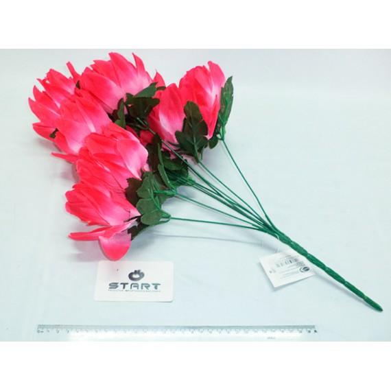 Flor Buque Gerbera 9 Galhos de Flores