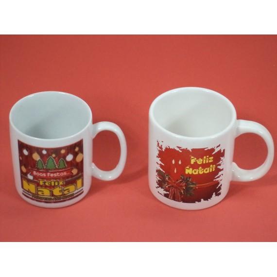 Canecas de Natal em Cerâmica 300 ml