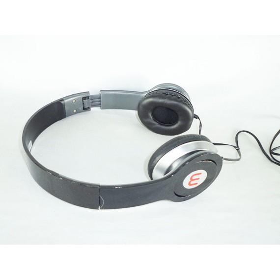 Fone de Ouvido HD Stereo Dobrável, Várias Cores