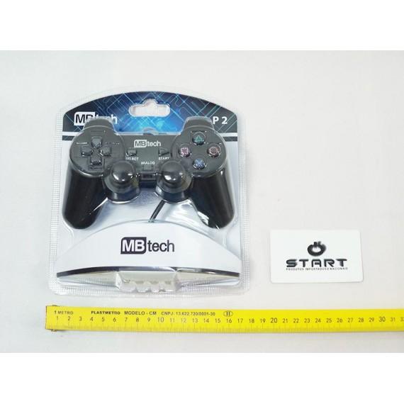Controle para Vídeo Game P2 PS2