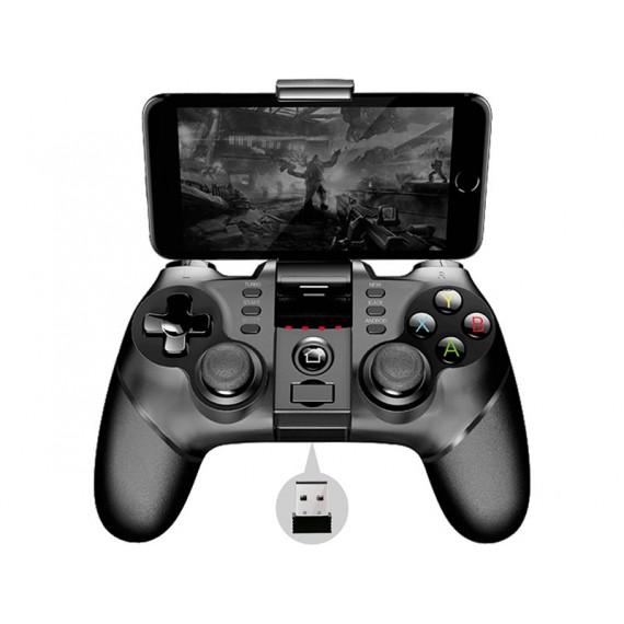 Controle sem Fio Bluetooth para Jogos Smartphone/ PC/ TV BOX/ SMART TV