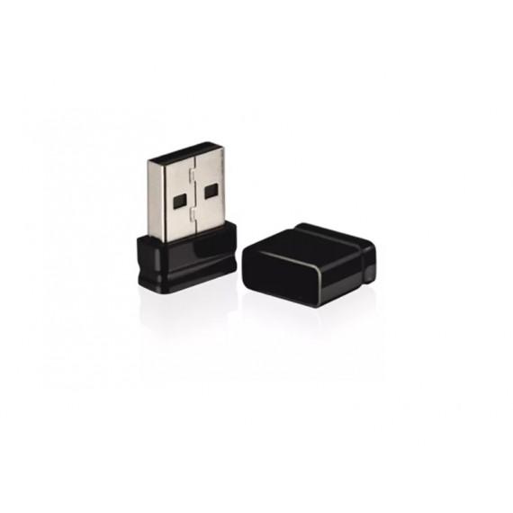 Nano(Mini) PenDrive Digital 8 GB Preto Multilaser