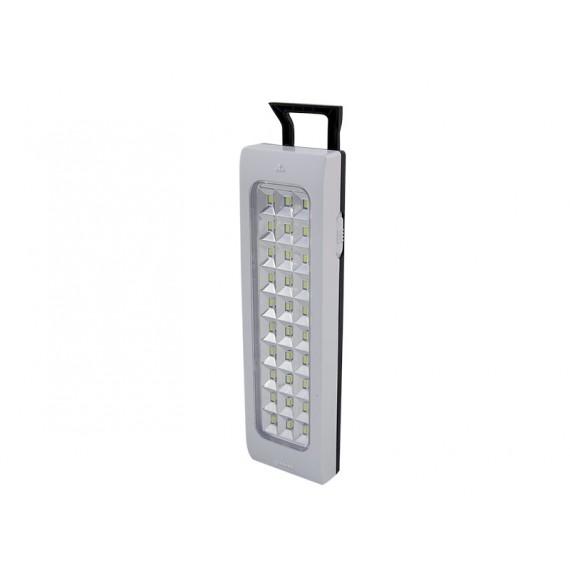 Luminária de Emergência Recarregável 30 Leds