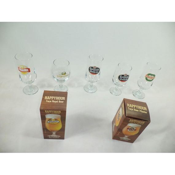 Taças de Cerveja Personalizadas MARCA DE CERVEJA