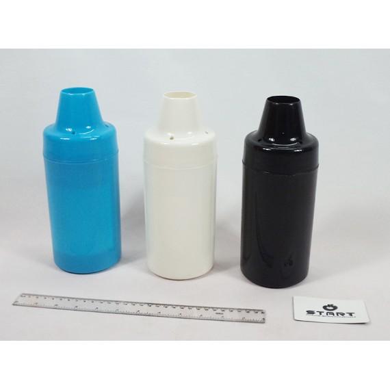Porta Garrafa 600 ML em Plástico, Unidade - Cores